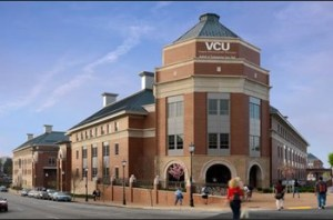 VCU Engineering Esat Hall